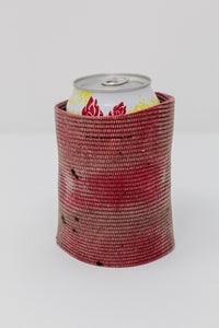 Red Fire Hose Can Cooler