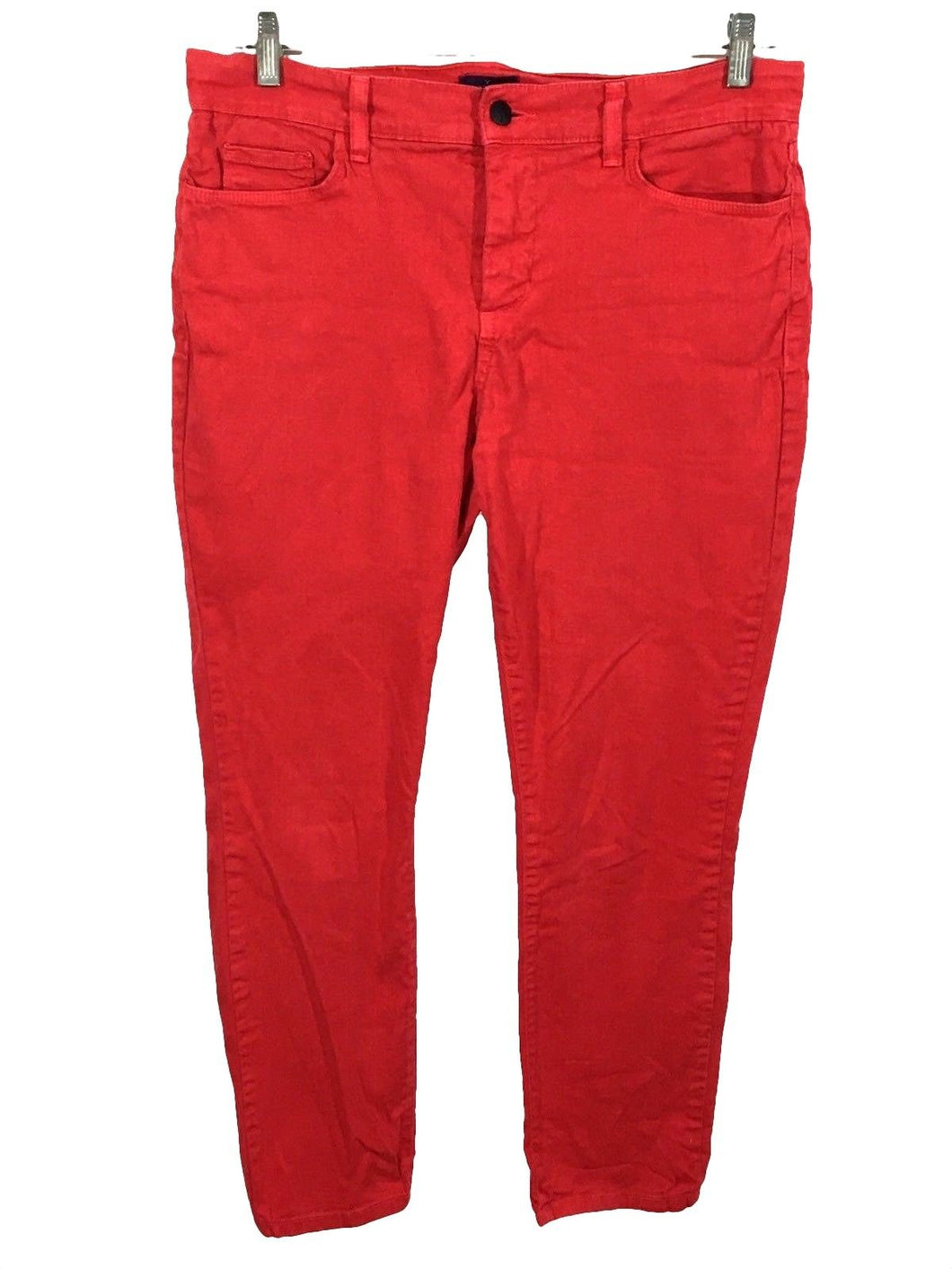 Not Your Daughter's Jeans NYDJ Lift Tuck Stretch Red Womens Size 10 - Preowned - FunkyCrap Boutique
