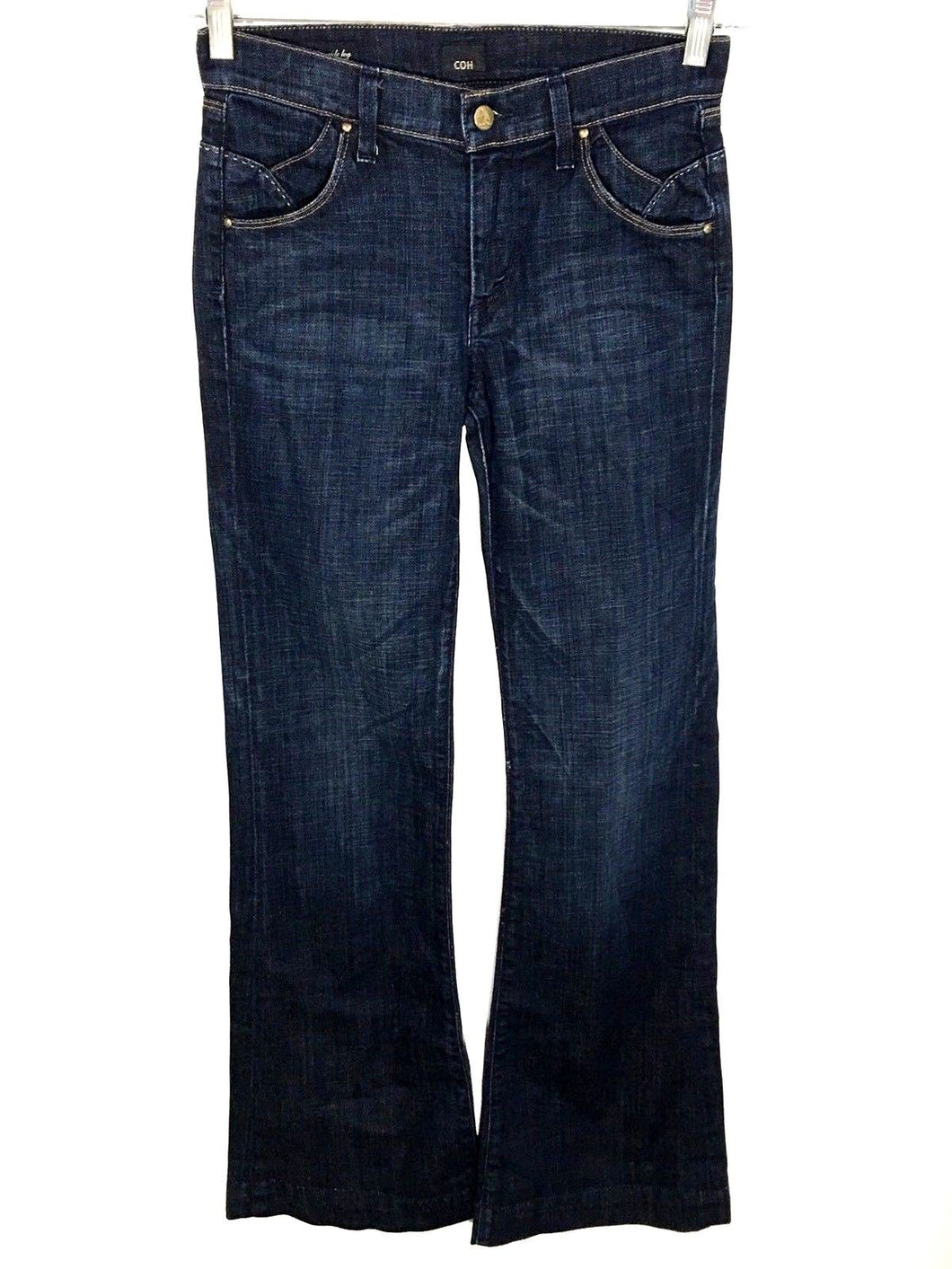 Citizens of Humanity Jeans Hutton High Rise Wide Leg Womens 25 Actual 26 x 31 - Preowned - FunkyCrap Boutique