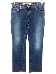 Gap Boot Cut Stretch Jeans Made USA Medium Wash Womens 4 Long Actual 29 x 30 - Preowned - FunkyCrap Boutique