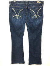 Kut From The Kloth Jeans Jackie Bootcut Dark KP011MC9M Stretch Womens 14 - Preowned - FunkyCrap Boutique