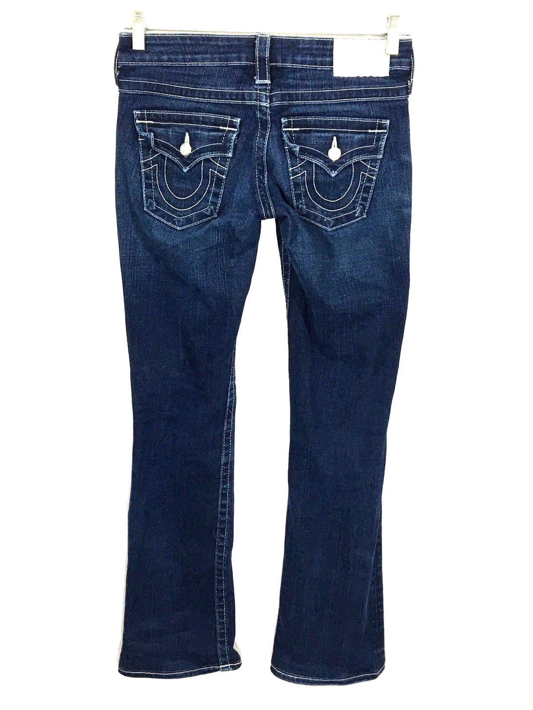 True Religion Jeans Becky Glitz and Glam Pony Express Boot Cut Women's 26 - Preowned - FunkyCrap Boutique