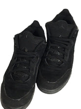 Nike Jordan Courtside Basketball Black Sneakers 453980-001 Shoes Mens 10.5 - Preowned - FunkyCrap Boutique