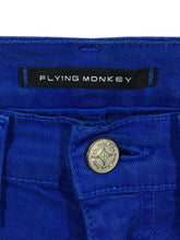 Flying Monkey Jeans Style L7384 Blue Skinny Stretch Womens 5 Actual 29 x 32 - Preowned - FunkyCrap Boutique