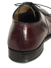 Johnston & Murphy Oxford Cap Toe Brown Dress Shoes Lace Up 24-8565 Mens Size 11 - Preowned - FunkyCrap Boutique