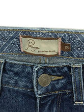 Women's Paige Jeans Hollywood Hills Capri Cropped Crop Size 25 Actual 26 x 23.5 - Preowned - FunkyCrap Boutique