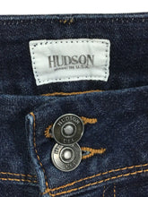Hudson Jeans Beth Crop Baby Boot Cut Dark Wash Women's Size 26 Actual 28 x 27 - Preowned - FunkyCrap Boutique