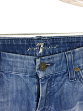 7 For All Mankind The Lexie A-Pocket Light Wash Women's Petite 28 x 31 - Preowned - FunkyCrap Boutique