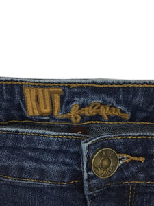 Kut From the Kloth Jeans Felicia Baby Bootcut Stretch Womens 6 Actual 29 x 31 - Preowned - FunkyCrap Boutique