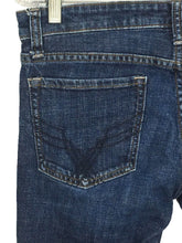 Gap Premium Boot Cut Jeans Low Rise Cotton Stretch Dark Wash Womens 6 Reg 31x31 - Preowned - FunkyCrap Boutique