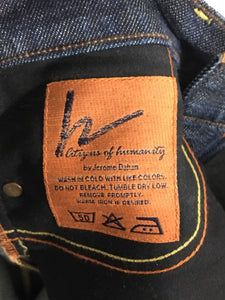 Citizens Of Humanity Kelly #001 Low Waist Bootcut Jeans Women's 25 Actual 28x32-Preowned - FunkyCrap Boutique