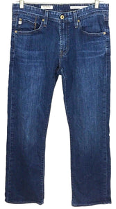 Adriano Goldschmied The Protege Jeans Straight Leg Mens 31 x 34 Actual 31 x 30 - Preowned - FunkyCrap Boutique