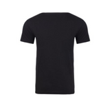 Fitted Shield Tee - Black