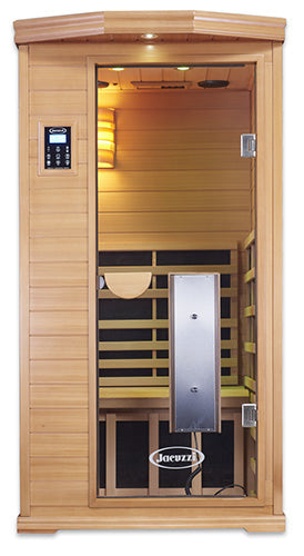 Infrared Sauna For Sale - Premier IS-1: One Person Sauna