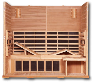 Premier IS-5: Five Person Far Infrared Sauna