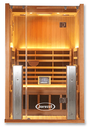 Infrared Sauna For Sale - Sanctuary 2: Full Spectrum 2 Person Infrared Sauna