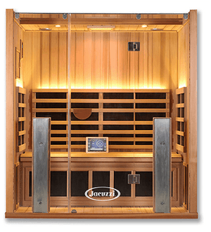 Infrared Sauna For Sale - Sanctuary 3: Full Spectrum 3 Person Infrared Sauna