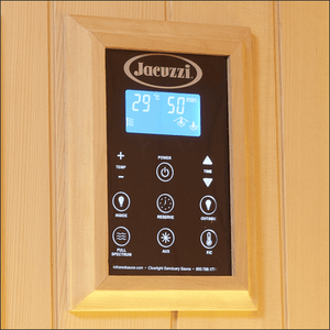 Sanctuary 1: Full Spectrum 1 Person Infrared Sauna