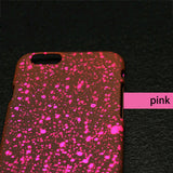 3D Matte Starry Sky Phone Case