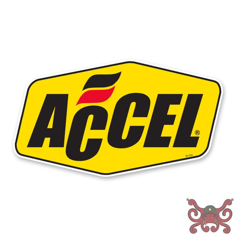 ACCEL CONTINGENCY DECAL #36-424 Decal
