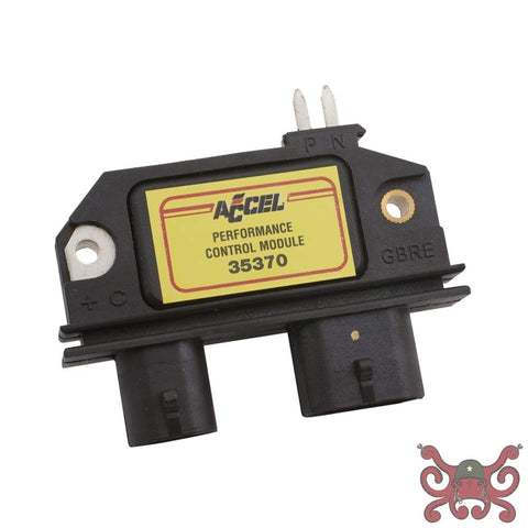 ACCEL High Performance Ignition Module for GM Externally Mounted Module #35370 Ignition and Electrical Components