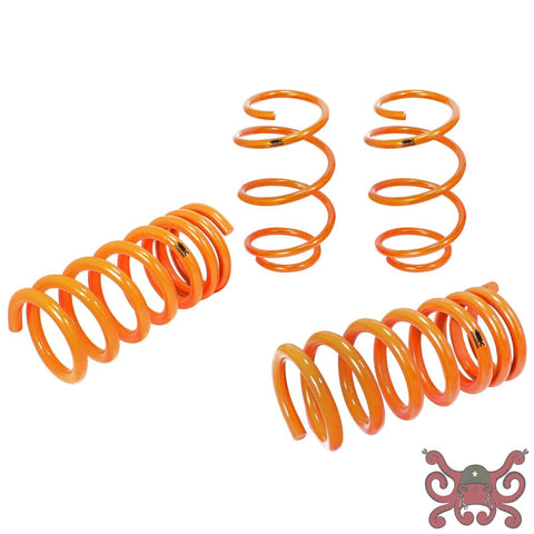 aFe Control 6th Gen Mustang Lowering Springs Suspension Kit