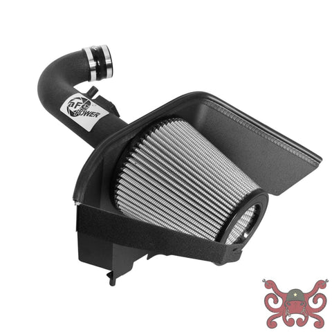 aFe POWER 5th Gen Camaro Magnum FORCE Stage-2 Pro DRY S Cold Air Intake System Pro DRY S Air Intake