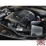 aFe POWER 5th Gen Camaro Magnum FORCE Stage-2 Pro DRY S Cold Air Intake System Air Intake