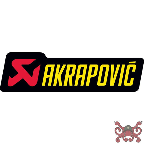 Akrapovic Exhaust Brand