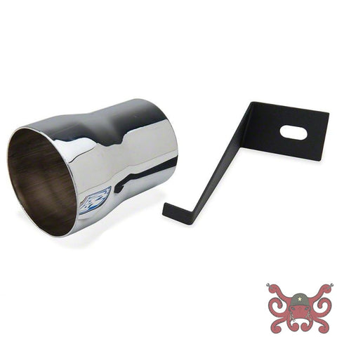 BBK 3rd Gen Mustang Speed Density CAI Adapter Air Intake