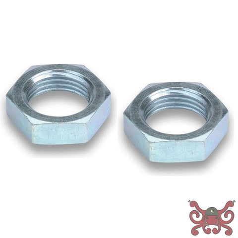 Earls -4 Bulkhead Nut #502404ERL Bulkhead Nut