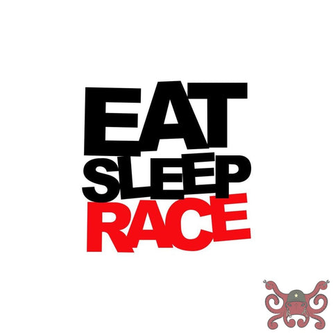 Eat Sleep Race Brand