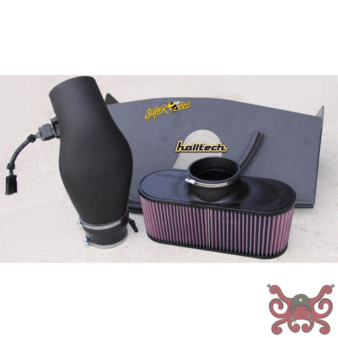 Halltech C6 Corvette Killer Bee MF108 Cold Air Induction Air Intake