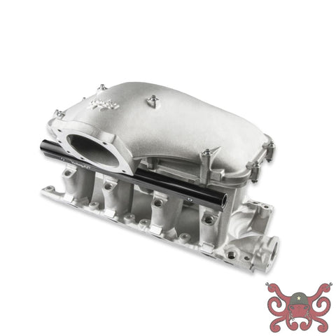 Holley 351W Ford Hi-Ram EFI Manifold with Side Mount Top #300-310 Manifold