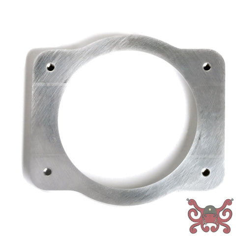 Holley 92mm Throttle Body Flange #300-221 Manifold