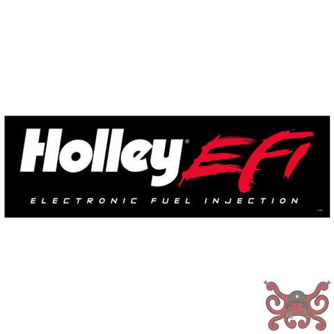 Holley EFI Banner #36-398 Banner