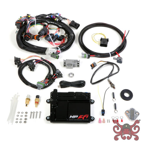 Holley EFI HP EFI ECU & Harness Kits #550-604N HP EFI Kit
