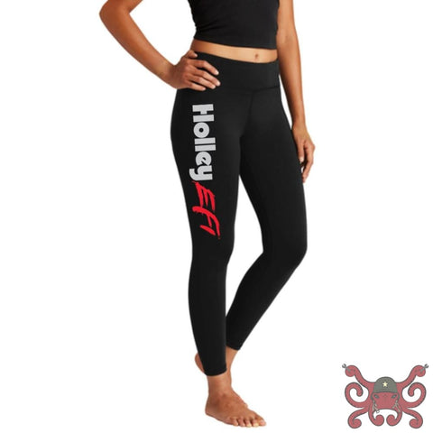 Holley EFI Ladies Leggings #10229-MDHOL Apparel