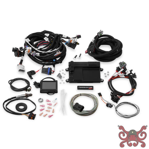 Holley EFI Terminator LS MPFI Kit #550-608 Terminator LS MPFI Kit