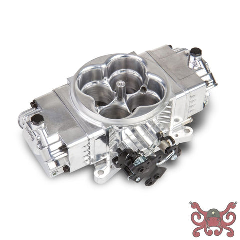 Holley EFI Terminator Stealth Service Throttle Body Çô Polished #534-225 Stealth Terminator Throttlebody