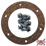 Holley Fuel Pump Hanger Cork/Rubber Gasket and Screw Kit #19-169 Fuel Pump Hanger Gasket