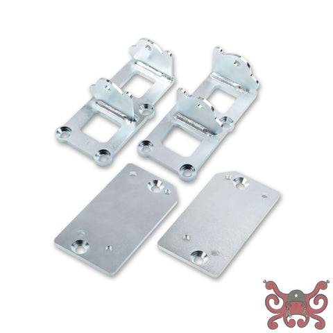 HOOKER BLACKHEART ENGINE MOUNT BRACKETS #12618HKR