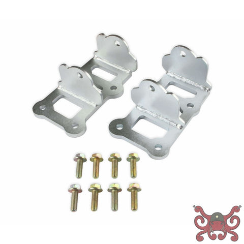 HOOKER BLACKHEART ENGINE MOUNT BRACKETS #12621HKR