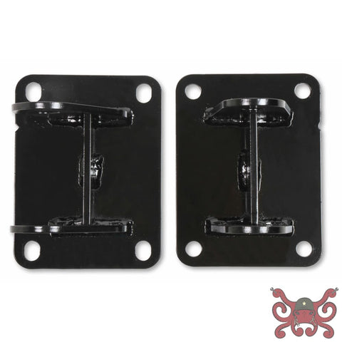HOOKER BLACKHEART ENGINE MOUNT BRACKETS #71221023HKR