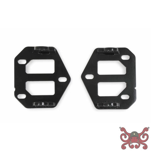 HOOKER BLACKHEART ENGINE MOUNT BRACKETS #71221029HKR