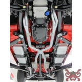 HOOKER HEADER BACK EXHAUST SYSTEM - 2.5 SIDE EXIT