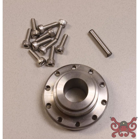 Lingenfelter C6 ZR1 LS9 10 bolt Supercharger Pulley Hub Supercharger Hub