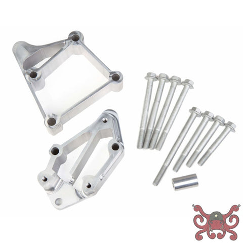 LS ACCESSORY DRIVE BRACKET - INSTALLATION KIT FOR LONG ALIGNMENT #21-3