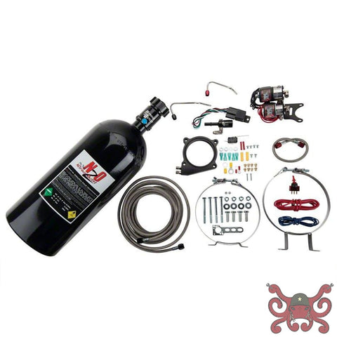 Nitrous Outlet Mustang GT Plate System Nitrous Kits