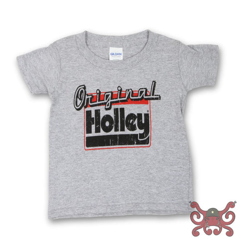 Original Holley Vintage Youth T-Shirt #10107-SMHOL Apparel